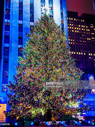 83rd rockefeller center tree lighting 2015 photos and images