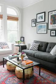 Decorating With Dark Grey Sofa Adorable Dark Gray Sofa With Dark Gray Couch Decorating Ideas