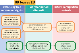 status of eu citizens in the uk what you need to know gov uk