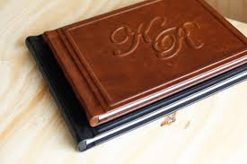 Leather Photo Book Albums Nanuja