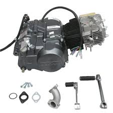 140cc lifan 4 stroke engine motor kick start for atv quad dirt pit