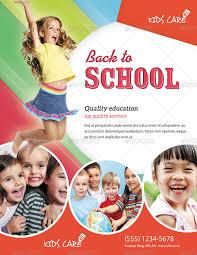 school brochure design templates school flyer templates fieldstation co