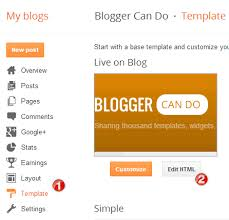 how to search a code in your blogger blogspot template