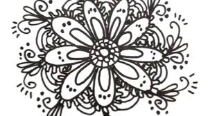 tag easy floral patterns to draw drawing sketches arts