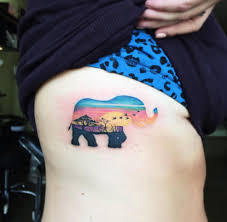 amazing and cute elephant tattoos onpoint tattoos