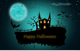 cartoon halloween wallpaper cool happy halloween house cartoon hd