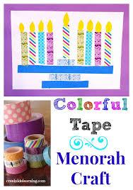 kids menorah menorah craft for kids