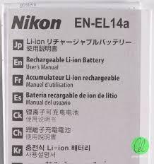 good looking counterfeit nikon en el14a battery gough u0027s tech zone