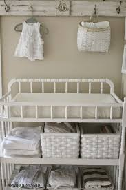 Vintage White Baby Crib by Farmhouse 5540 Baby U0027s Room Part Two Victorian Baby Cradles
