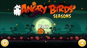 halloween game background ham u0027o u0027ween angry birds seasons music youtube