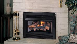 Thermostat For Gas Fireplace by Vci3032 Superior Vent Free Gas Fireplace Insert With Logs Remote