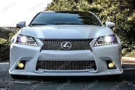 lexus gs f sport for sale lexus gs f sport fog lights 4th gs f sport bumper fog ls