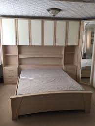 rauch bedroom furniture inc king size bedstead reduced must go