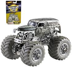 grave digger monster truck specs amazon com wheels monster jam 25th anniversary collection