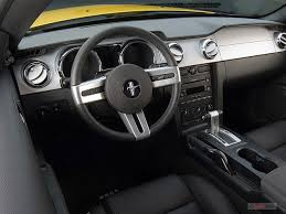 Mustang Interior Accessories 2008 Ford Mustang 2dr Cpe Gt Deluxe Specs And Features U S News