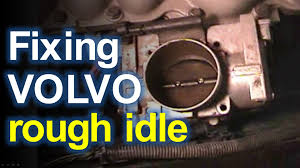 fixing rough idle or stalling problems volvo etm issues youtube