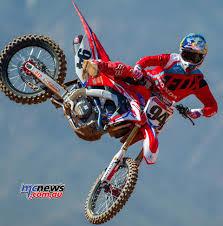ama motocross sign up ken roczen will pilot the all new 2017 crf450r alongside new
