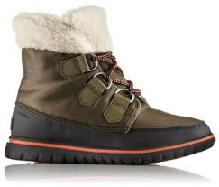 sorel womens boots size 11 s cozy carnival insulated fleece lined boot sorel
