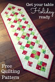 halloween table runners this free runner pattern is easier to make than you might think