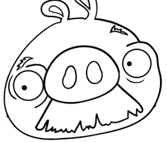 impressive angry birds printable coloring pages with angry bird