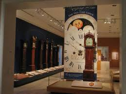 Internal workings of a clock Picture of DeWitt Wallace
