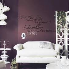 you believe yourself everything possible vinyl wall you believe yourself everything possible vinyl wall lettering stickers inspirational quotes sayings art homeroom decor decals tree