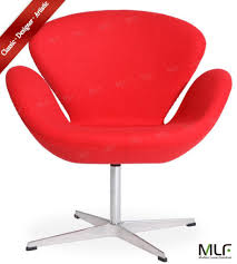 Modern Plastic Chairs Arne Jacobsen Swan Chair Mlf