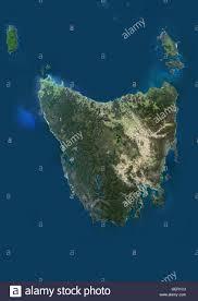 australia satellite map satellite view of tasmania australia this image was compiled