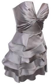 karen millen pewter statement frill prom dress
