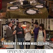 thanksgiving dinner on how i met your