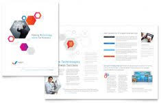 tri fold brochure template open office bbapowers info