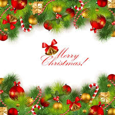 30 merry christmas card vectors frame design material free