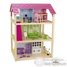 cuisine fillette maison de poupées so chic kidkraft dans cuisine enfant kidkraft