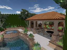 swimming pool landscape ideas mediterranean pool design home