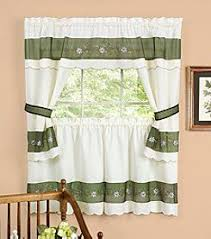 Cottage Kitchen Curtains by 21 Best Curtains Images On Pinterest Curtains Valances And