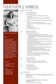 Sample Volunteer Resume by Non Profit Resume Samples Visualcv Resume Samples Database