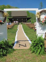 burlap wedding aisle runner all about aisle runner for wedding liviroom decors