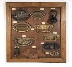 how to clean cabinet handles antique drawer pulls cabinet handles locks vintage hardware store display board ebay