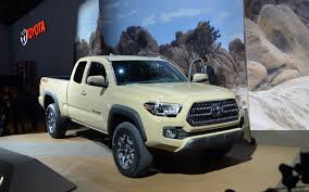 truck toyota 2016 2016 toyota tacoma coming soon the car guide