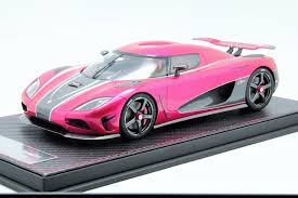 koenigsegg agera s agera s chrome pink exclusive 02 50 last piece
