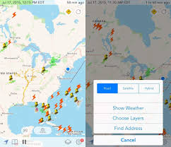 Weather Radar Map Chicago by Radar Cast Lets You Watch For Bad Weather