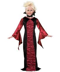 vampire gothic kids costume halloween costumes