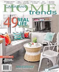 trends magazine home design ideas canadian interior design magazine