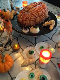 Halloween Brain Cake by How To Make A Brain Cake My Sweet Addiction By Nicole G