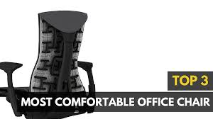 Most Comfortable Executive Office Chair Most Comfortable Office Chair
