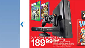 target black friday xbox one deal black friday 2013 top 10 best xbox 360 gaming deals