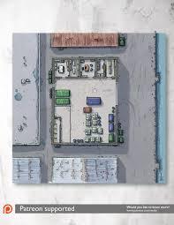 Warehouse Floor Plans Free Miska Fredman U2013 Page 2 U2013 Rpg Cartography U0026 Design
