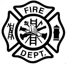 firefighter badge coloring page eson me