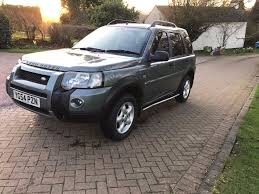 metallic land rover 2004 u002754 plate u0027 land rover freelander 1 8 se 5 door metallic