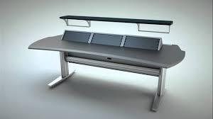 ergonomic home tbc control room desk youtube